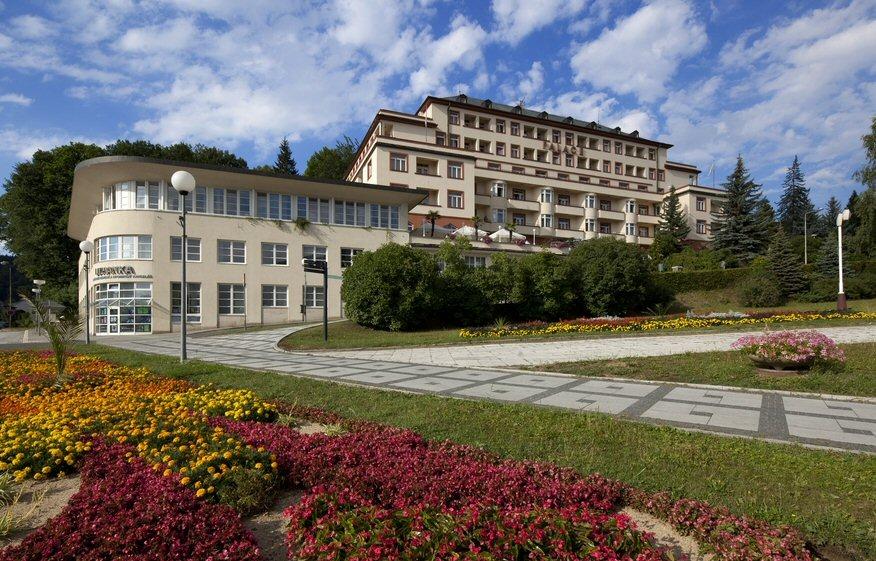 Hotelu Palace Luhačovice 1