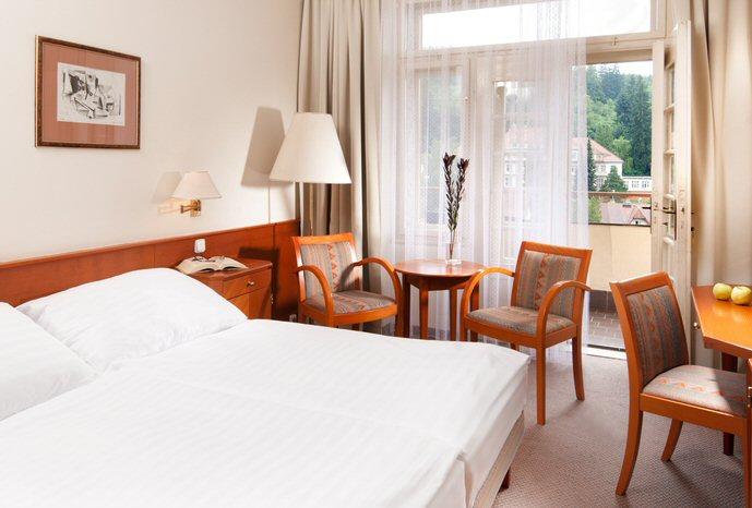 Hotelu Palace Luhačovice 2
