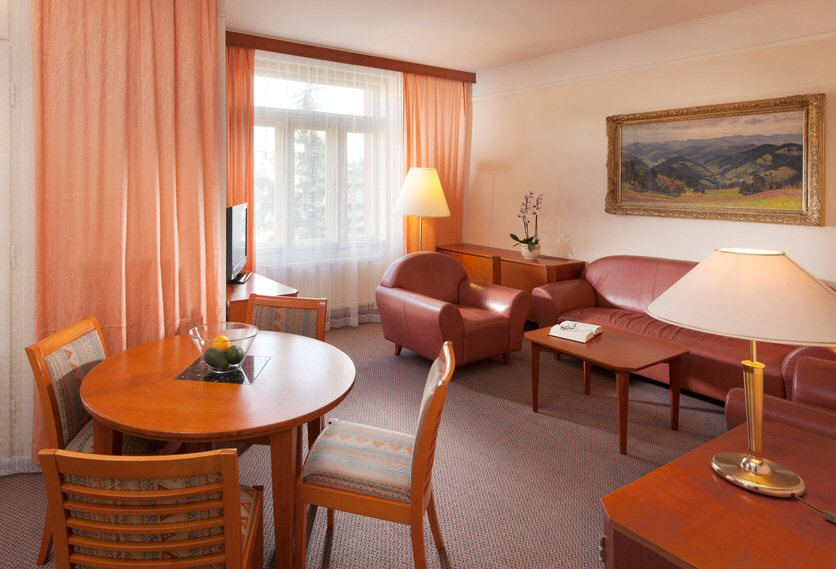 Hotelu Palace Luhačovice 3