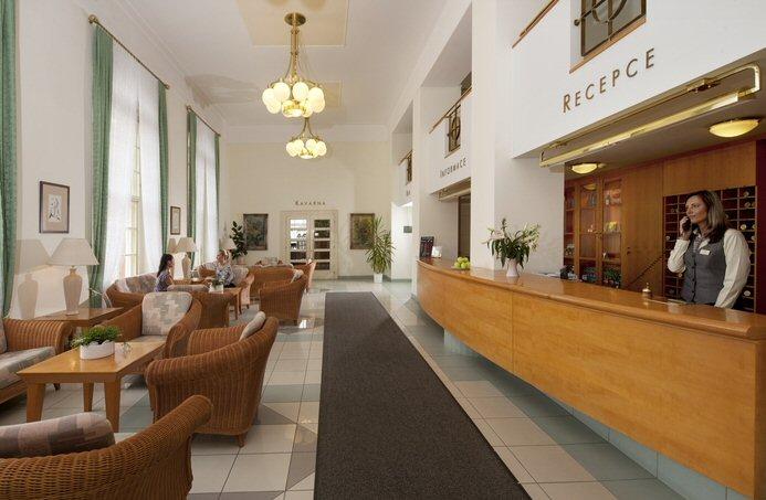 Hotelu Palace Luhačovice 5