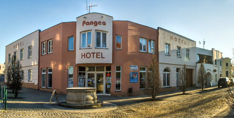 Hotelu Pangea Telč 10