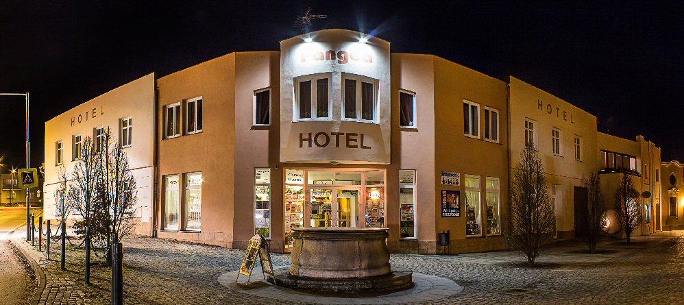 Hotelu Pangea Telč 2