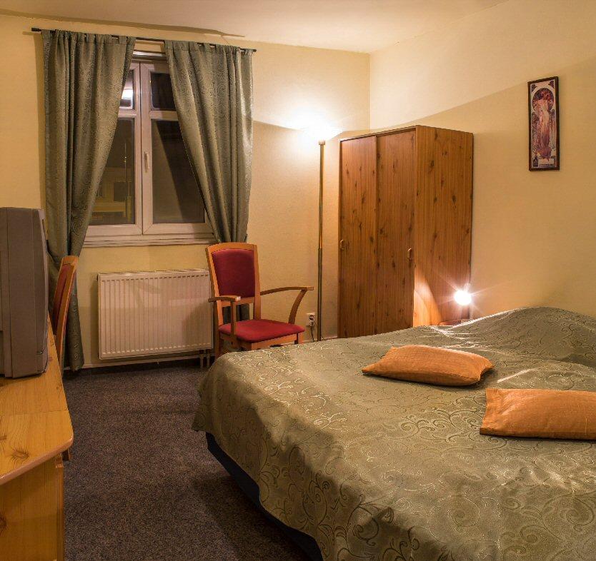 Hotelu Pangea Telč 7