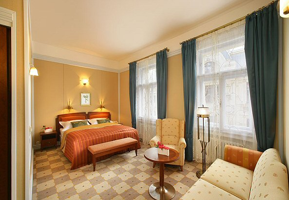 Hotelu Paříž Praha 2