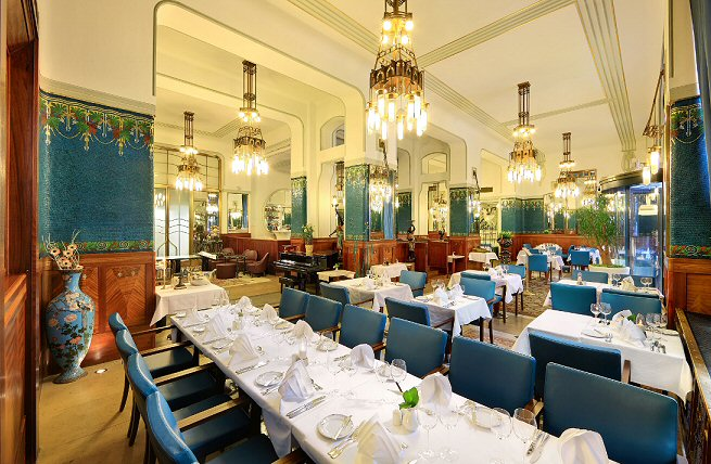 Hotelu Paříž Praha 3