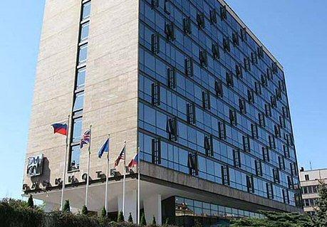 Hotelu Parkhotel Praha 4