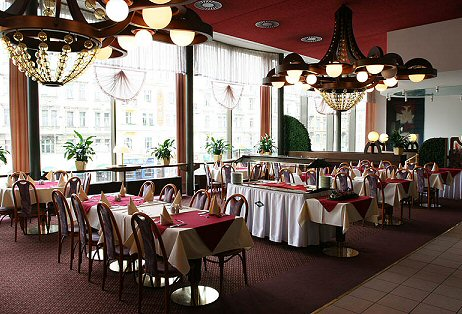 Hotelu Parkhotel Praha 5