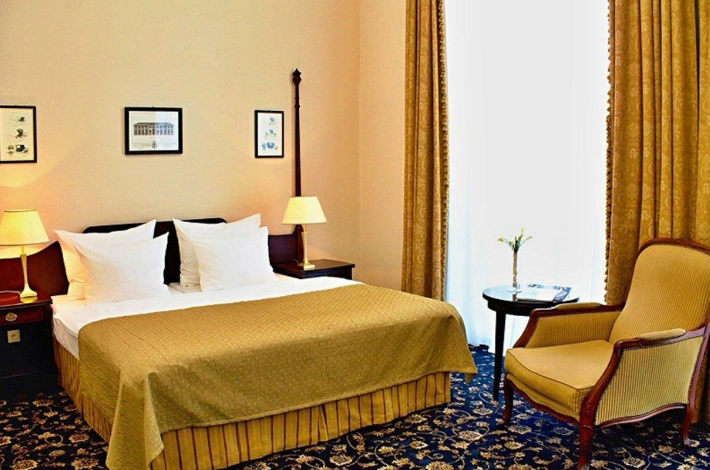 Hotel Patriot Mariánské Lázně