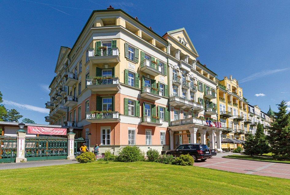 Hotelu Pawlik Františkovy Lázně 1