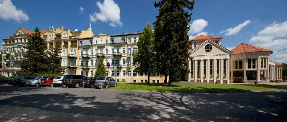 Hotelu Pawlik Františkovy Lázně 10