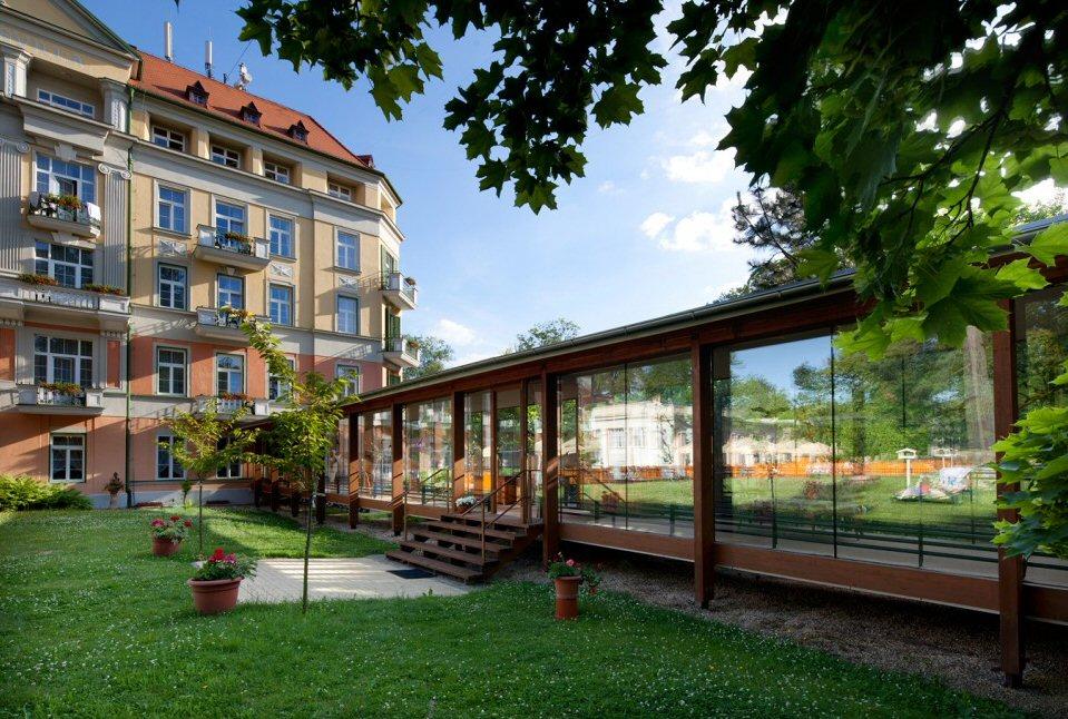 Hotelu Pawlik Františkovy Lázně 11