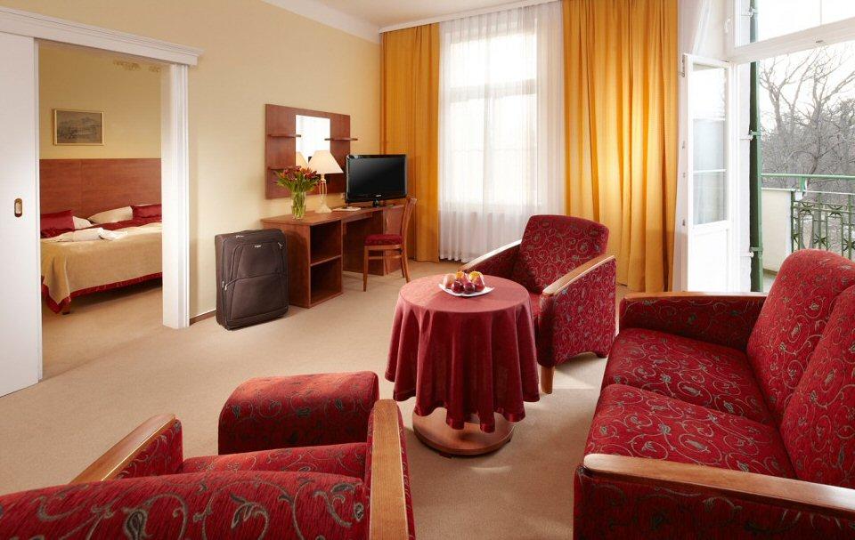 Hotelu Pawlik Františkovy Lázně 6