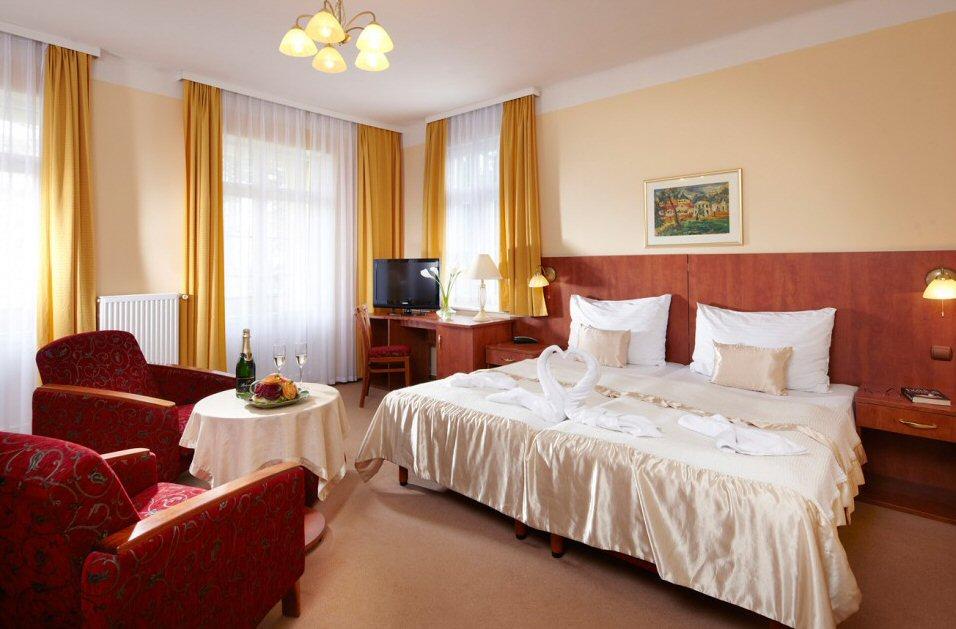 Hotelu Pawlik Františkovy Lázně 7