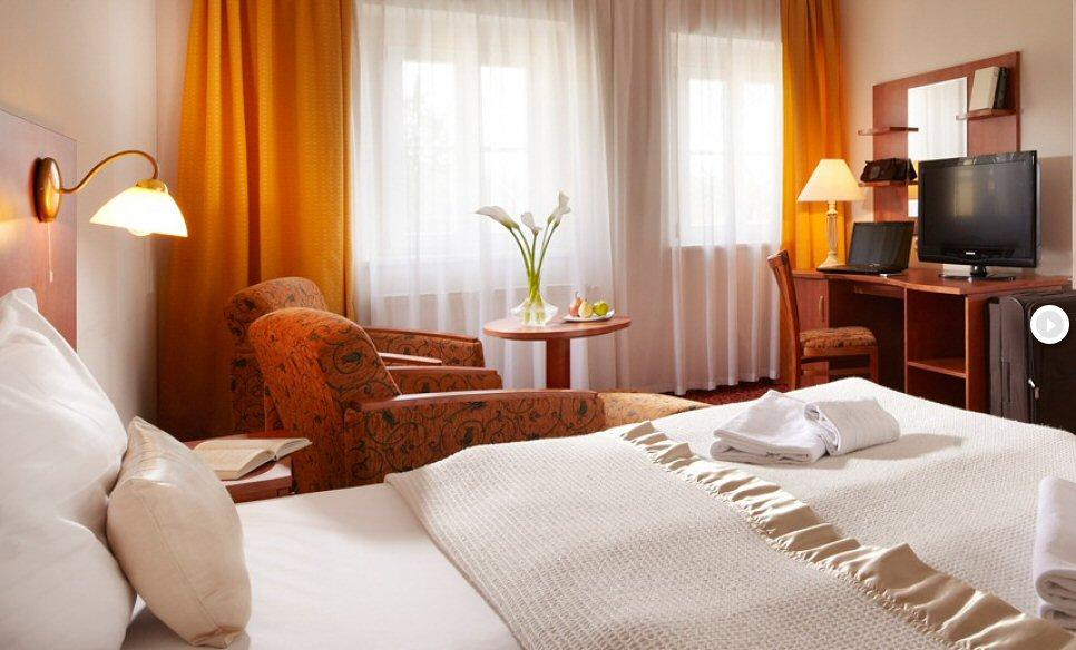 Hotelu Pawlik Františkovy Lázně 8