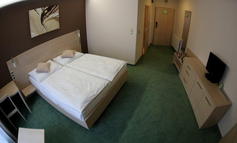 Hotelu Pivovar Praha 1