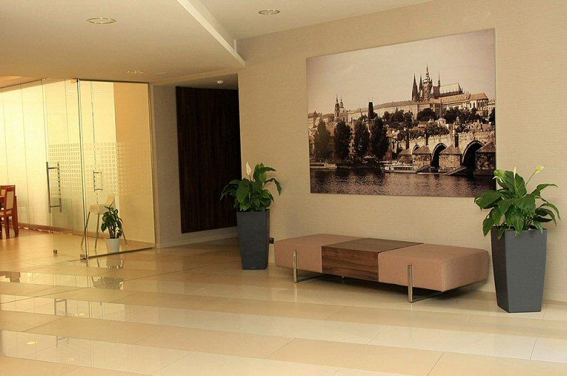 Hotelu Pivovar Praha 12