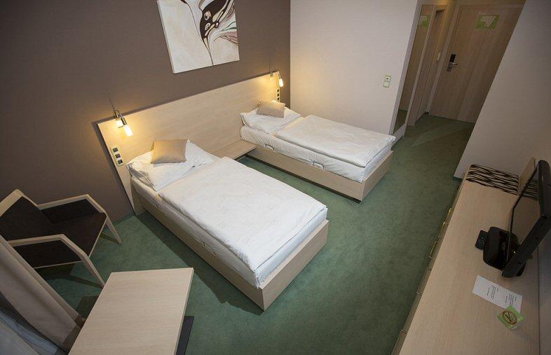 Hotelu Pivovar Praha 2