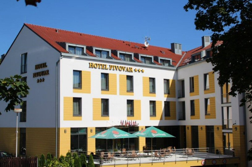 Hotelu Pivovar Praha 3