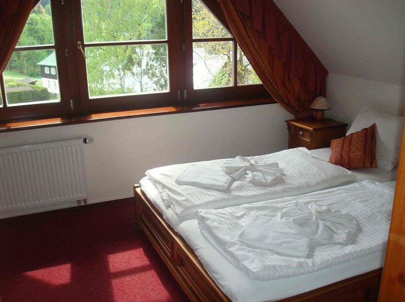 Hotelu Pomi Harrachov 1