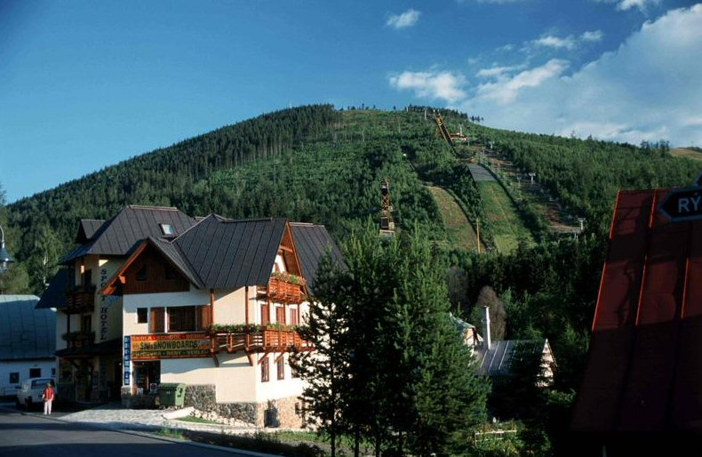 Hotelu Pomi Harrachov 10