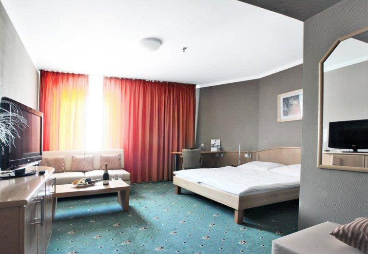 Hotelu Prachárna Olomouc 2