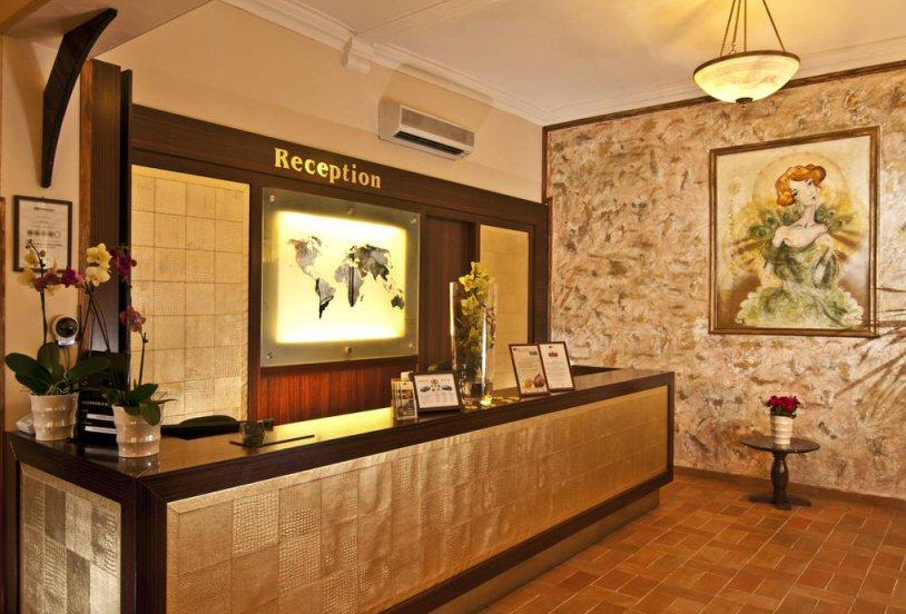 Hotelu Praga 1 Praha 12