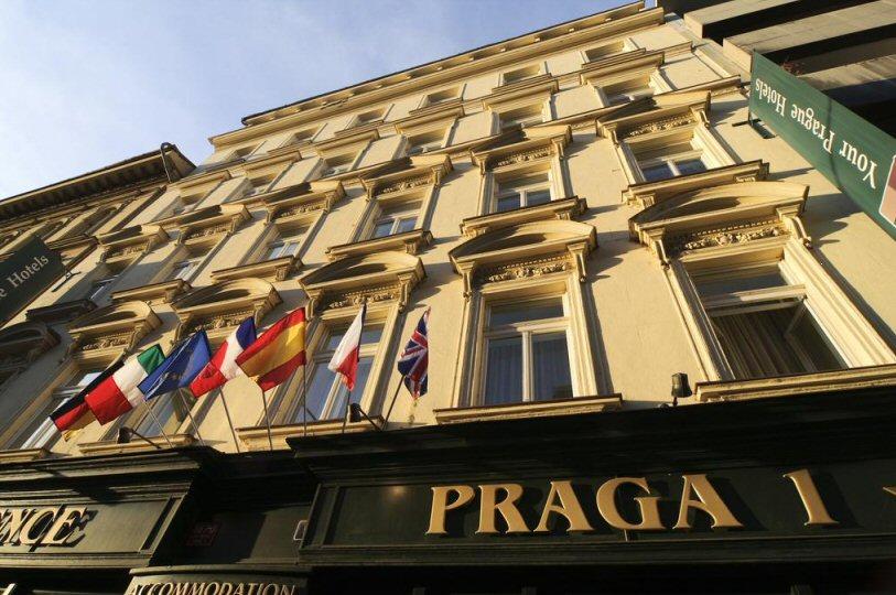 Hotelu Praga 1 Praha 6