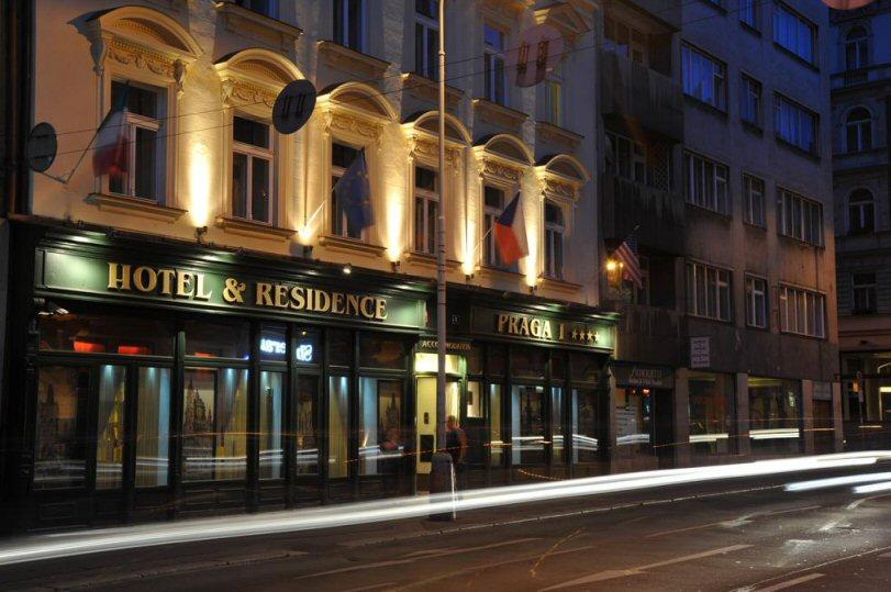 Hotelu Praga 1 Praha 7