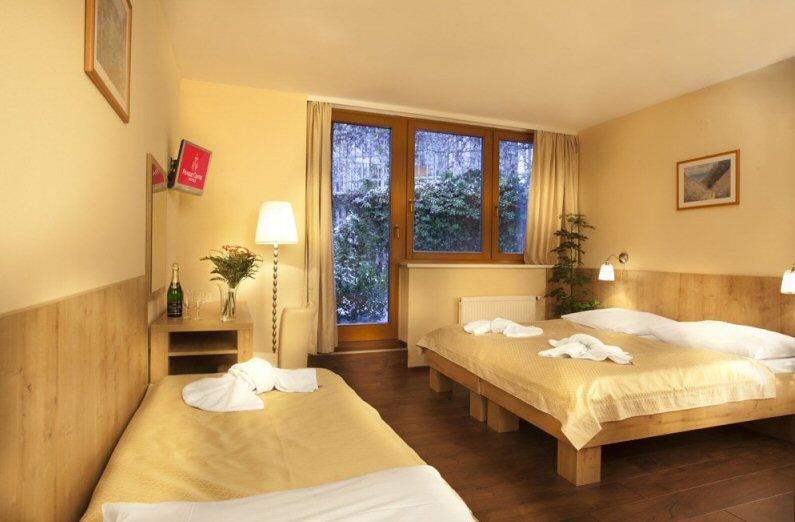 Hotelu Prague Centre Praha 2