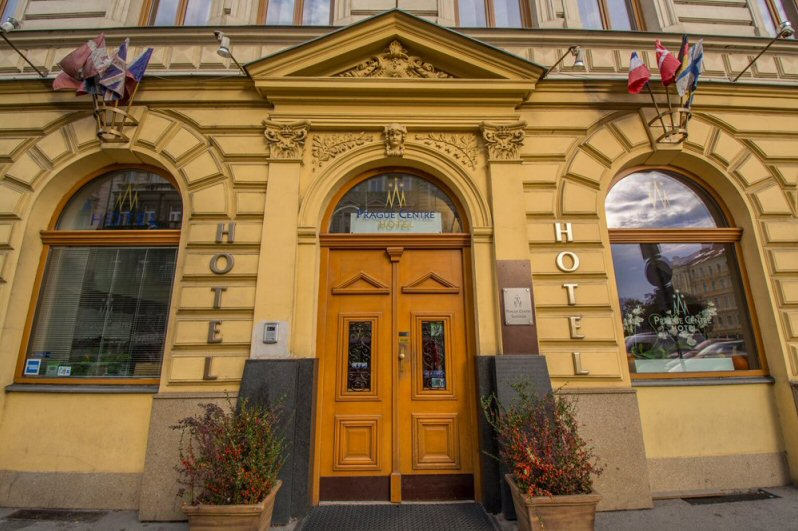 Hotelu Prague Centre Praha 6