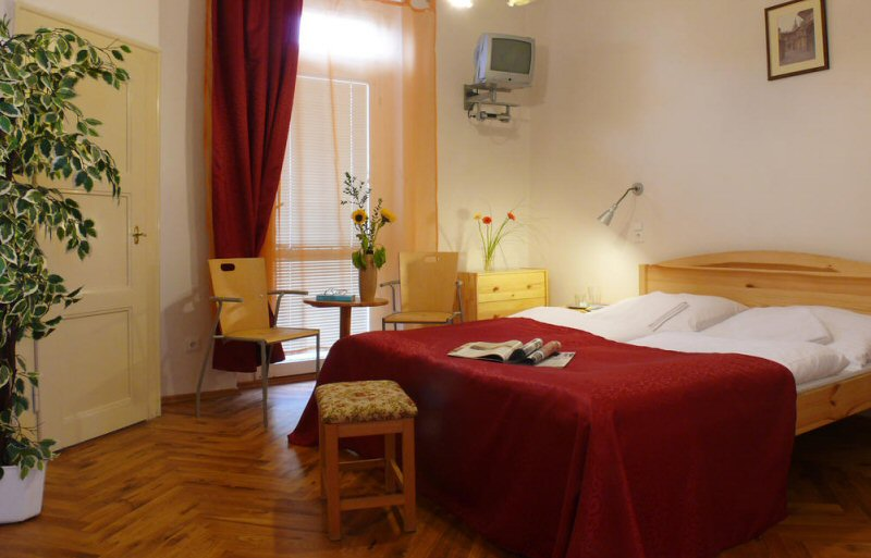 Hotel Prague City fotografie 11