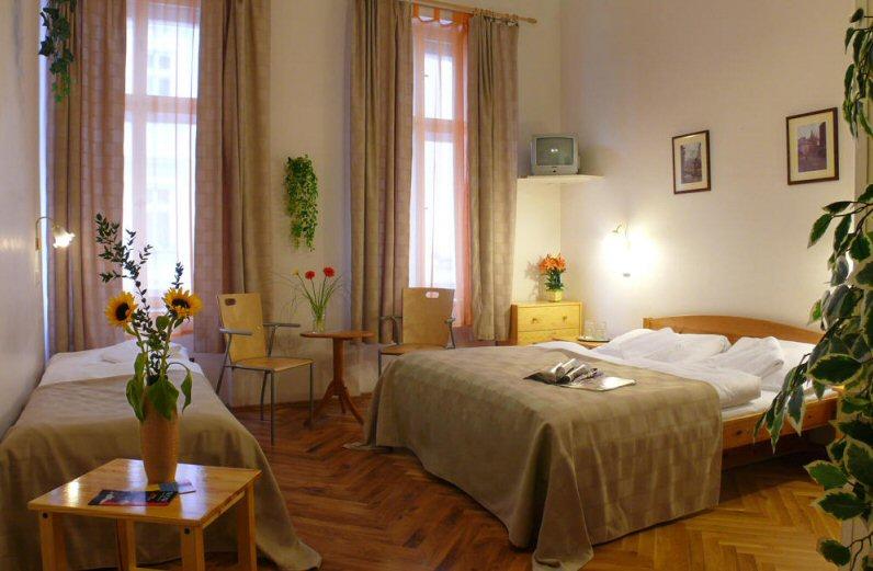 Hotelu Prague City Praha 2
