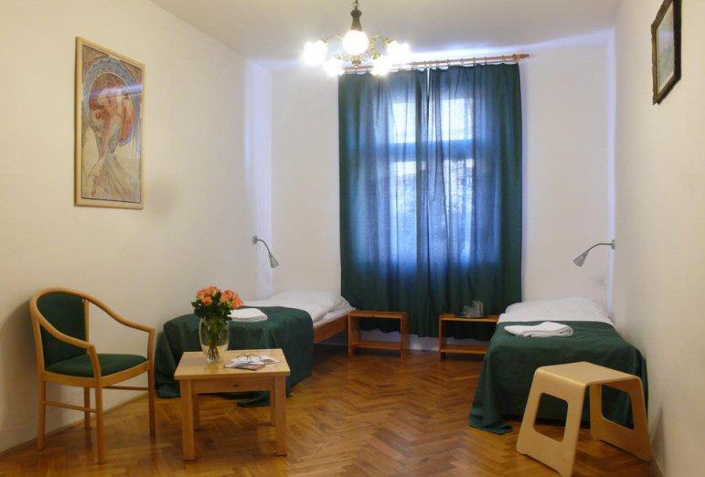 Hotelu Prague City Praha 3