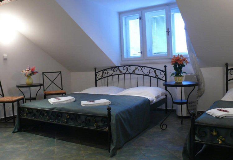 Hotelu Prague City Praha 4