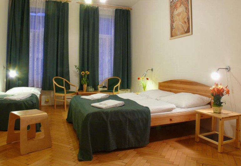 Hotelu Prague City Praha 5