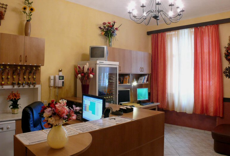 Hotelu Prague City Praha 7