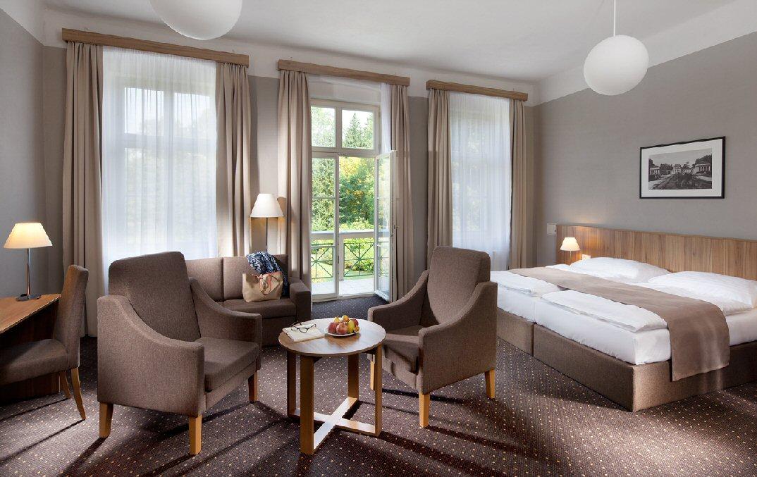HotelPraha Spa & Kur  Františkovy Lázně