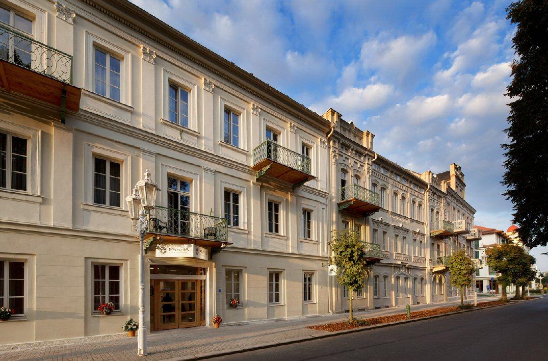 Hotelu Praha Spa & Kur  Františkovy Lázně 12