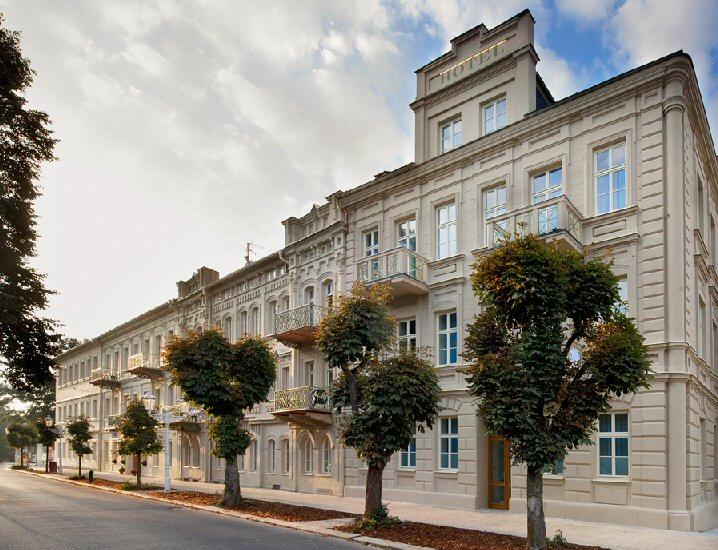 Hotel Praha Spa & Kur  photo 2