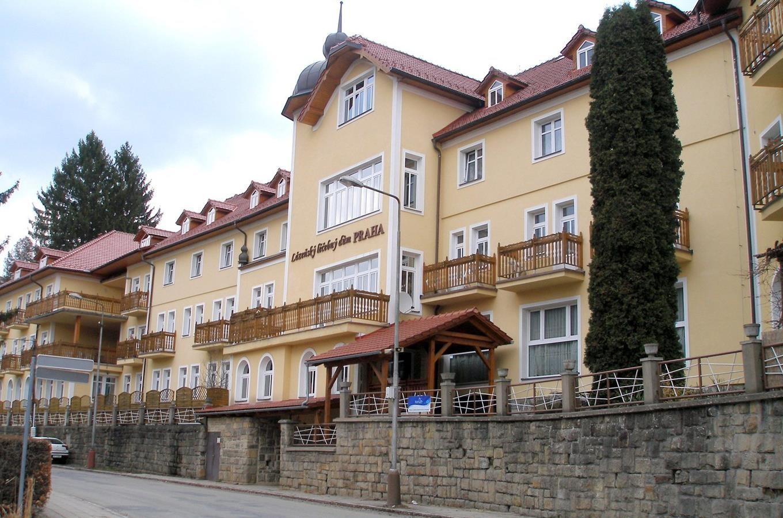 HotelPraha Luhačovice