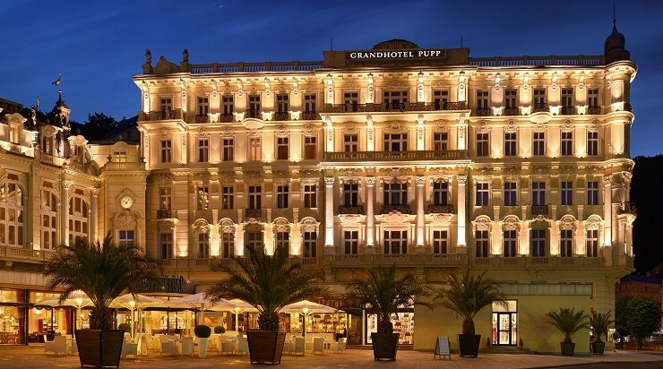 Hotelu Pupp Karlovy Vary 3