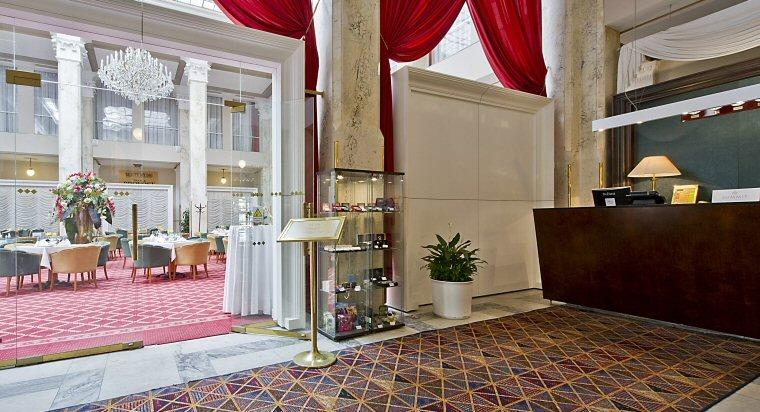 Hotelu Pupp Karlovy Vary 4