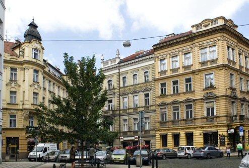 Hotelu PurPur Praha 3