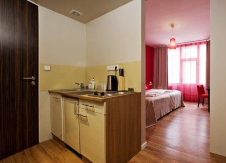 Hotelu PurPur Praha 4