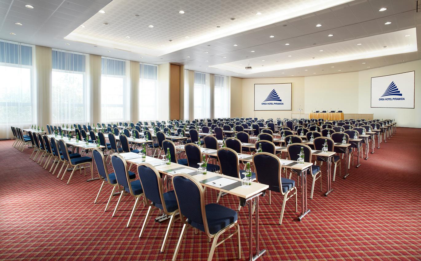 Hotelu Orea Pyramida Praha 5