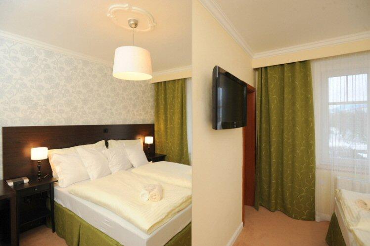 HOTEL PYTLOUN DESIGN LIBEREC