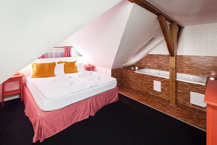 Hotel Pytloun Design fotografie 3