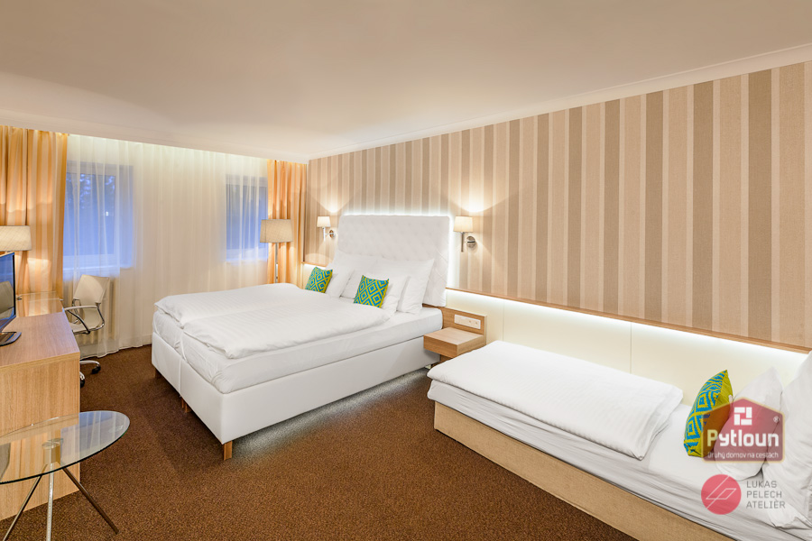 Hotel Pytloun fotografie 3