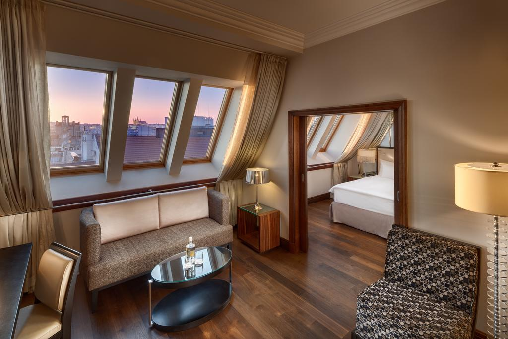 Hotelu Radisson Blu Alcron Praha 1