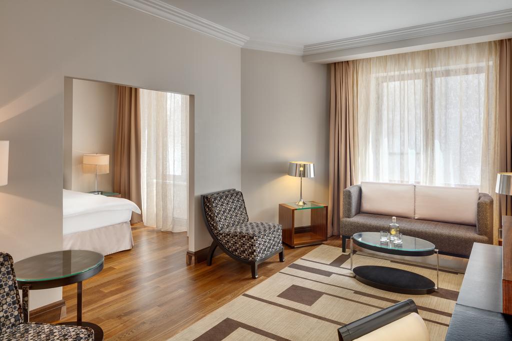 Hotelu Radisson Blu Alcron Praha 2